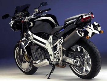 Aprilia Falco Fighter Motorcycle, Beauty Behind the Beast