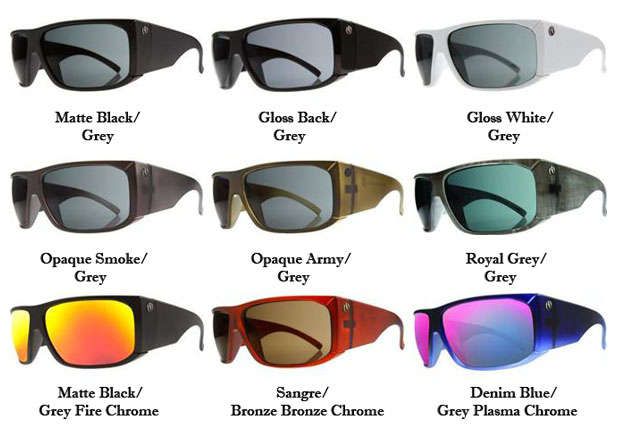 Electric Jailbreak Men's Sunglasses – Motorhelmets Library Archive Blog