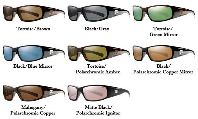 83d591dd304 Smith optics hideout premium optics polarized sunglasses jpg 651x394 Polarized  optics