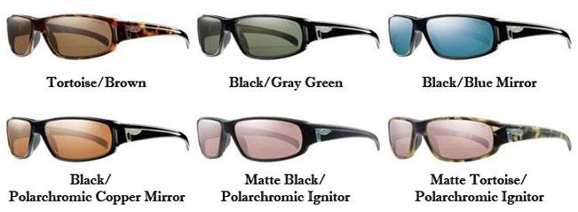 b9cbc0ffd6 Smith Optics Precept Premium Optics Polarized Sunglasses ...