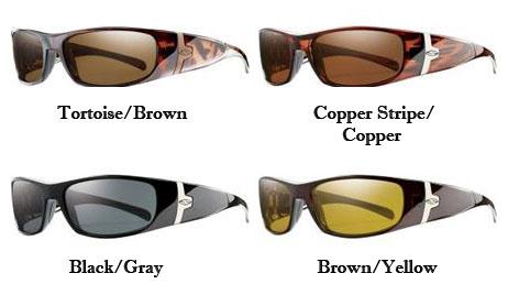 014e819955ce4 Smith Optics Shelter Premium Lifestyle Polarized Sunglasses ...