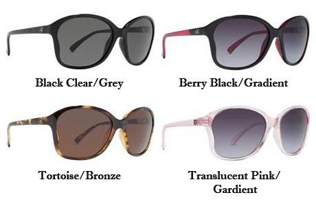 Von Zipper Womens Sunglasses  vonzipper runaway women s sunglasses motorhelmets library