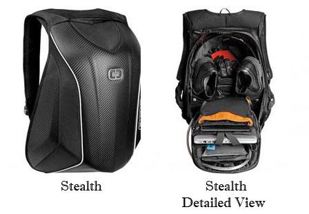 Ogio No Drag Mach 5 Backpacks – Motorhelmets Library Archive Blog