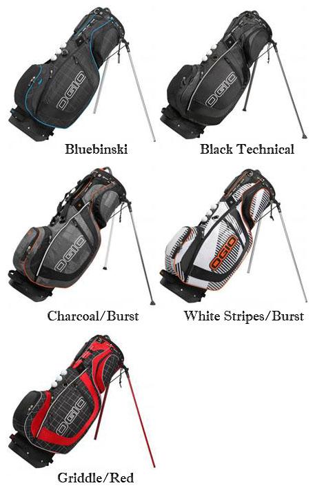 Ogio Ozone Golf Bags Motorhelmets