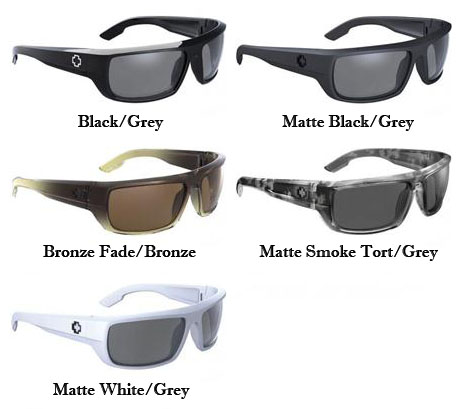93f13113074 Spy Optic Bounty Steady Series Sunglasses – Motorhelmets Library ...