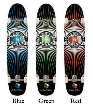 Sector 9 Cloud 9 Skateboard Deck – Motorhelmets Library ...  Sector 9 Cloud ...