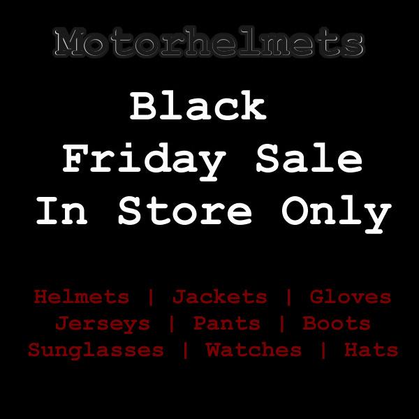 Motorhelmets OC Black Friday Sale Nov 23, 2012