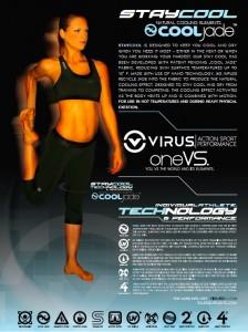 Virus Stay Cool Gear