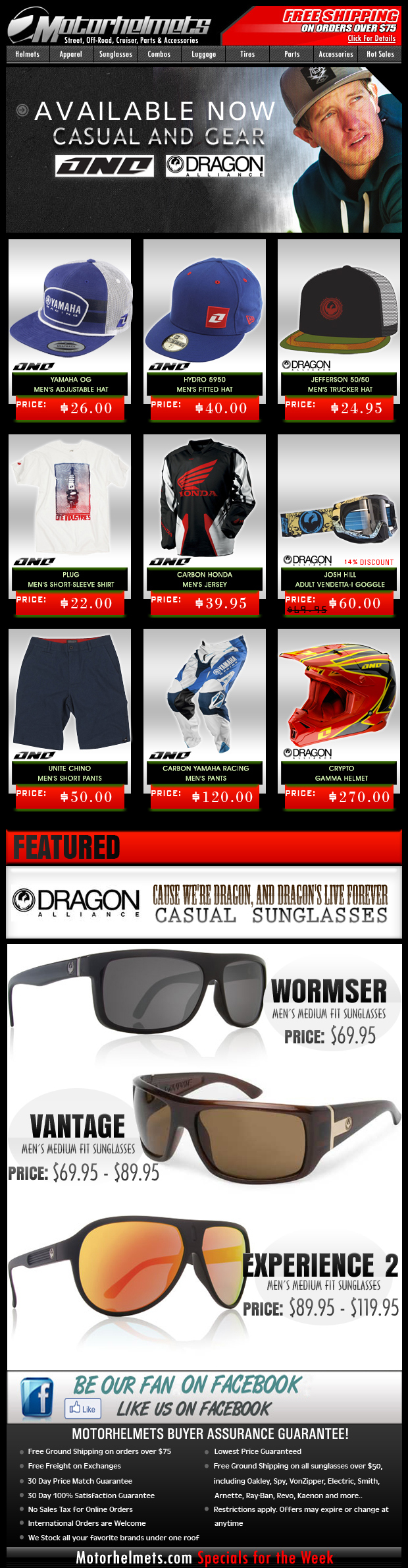Post V-Day Shopping? Try these Premium Items from One and Dragon...