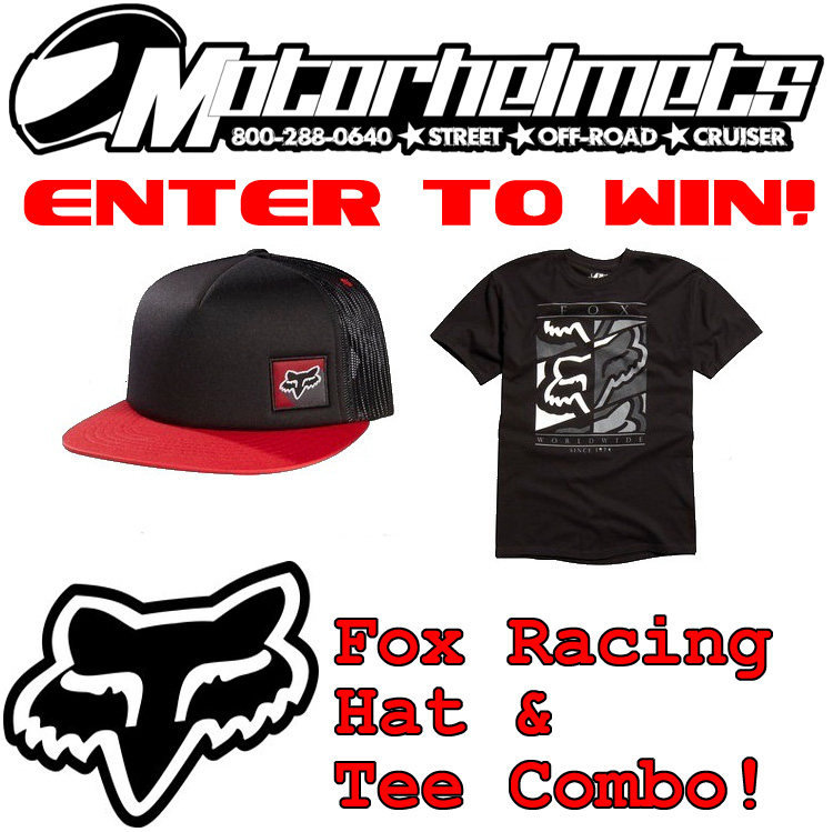 fox hat and tee combo contest 130218 (1)