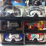 Fox Airspace Goggles 8.6