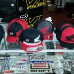 Brand New Fox 2014 Honda Hats for our Honda Fans by Fox Racing! Snap Backs and Flexfit!