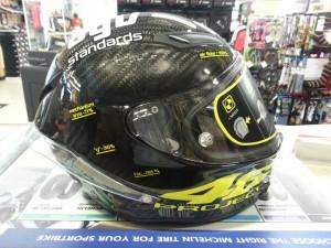 AGV Pista Carbon helmets1