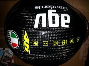 AGV Pista Carbon helmets5