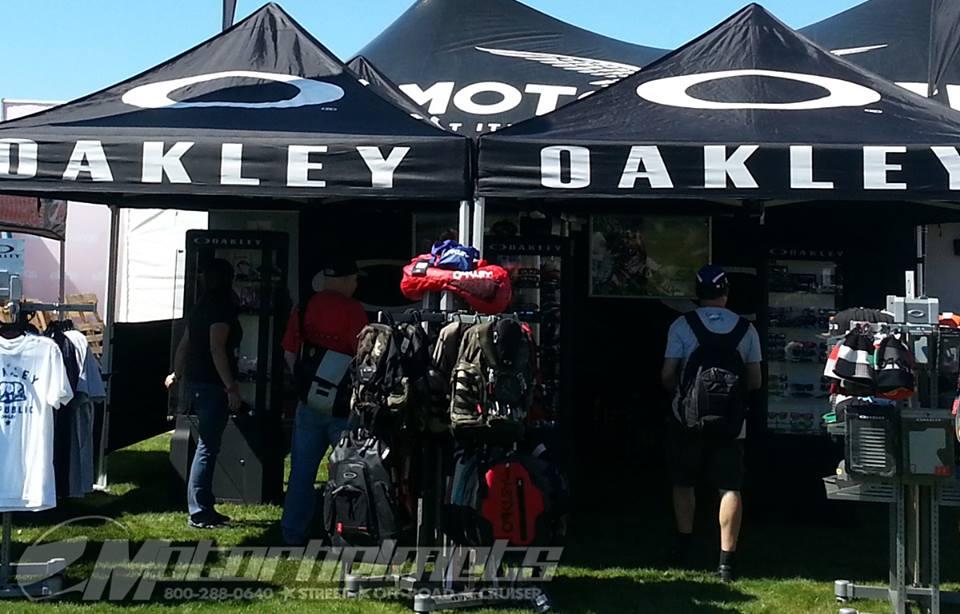oakley tent