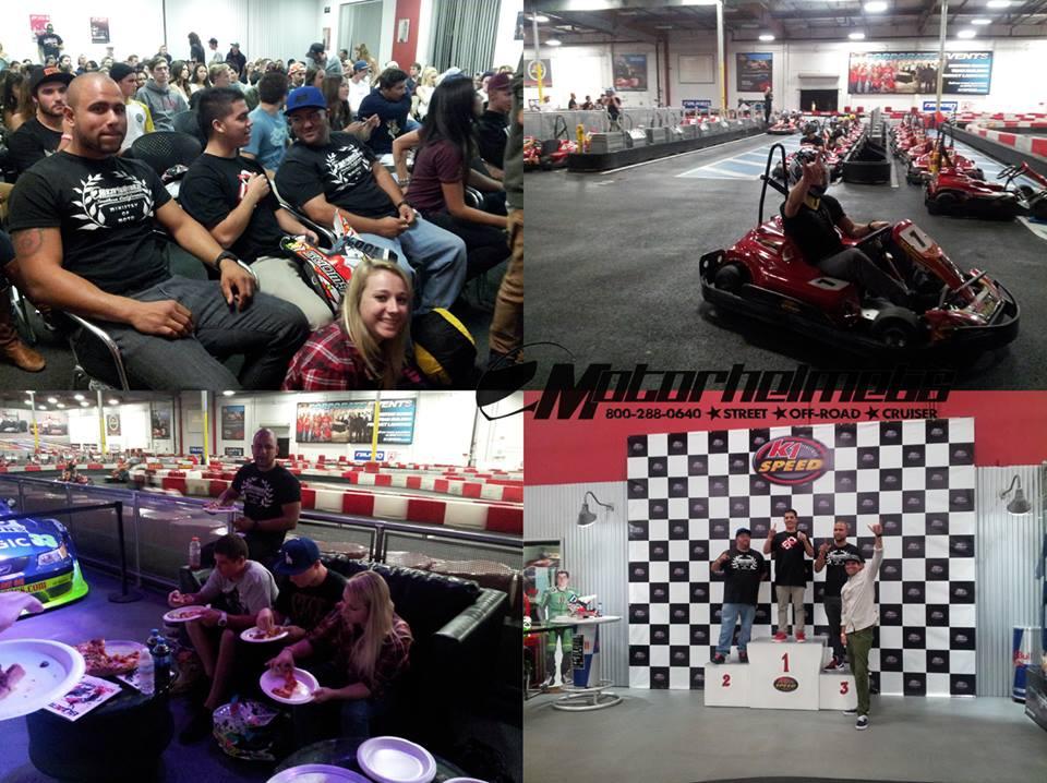 k1 racing event