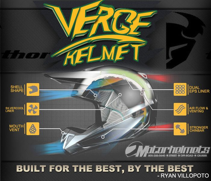 Thor Verge Helmet
