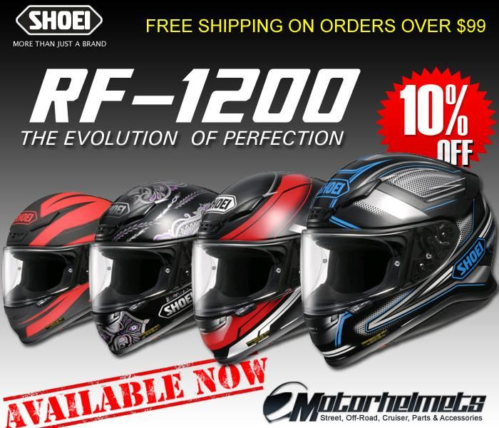 shoei RF 1200