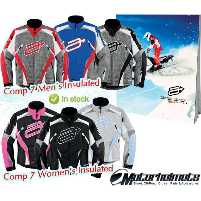 Arctiva Comp 7 Insulated Snow Jacket