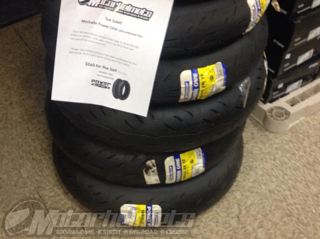 Micheline Tires Free Install
