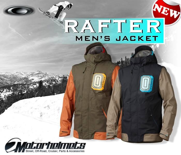 Oakley Rafter Jacket