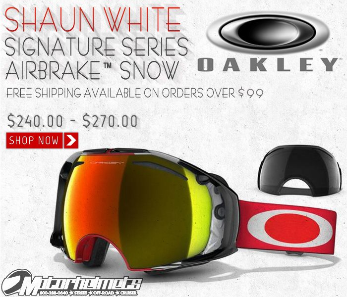 Oakley Motorcycle Goggles