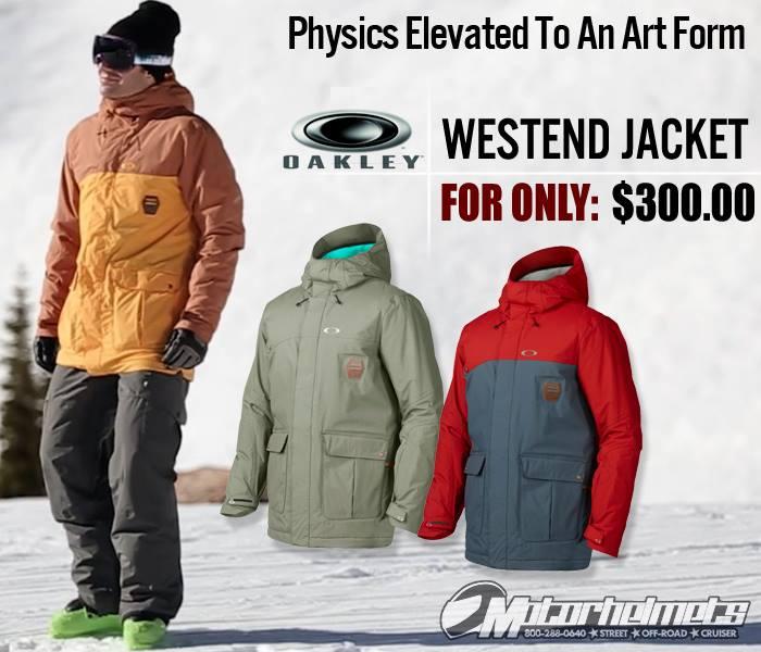 Oakley Westend Snow Jackets