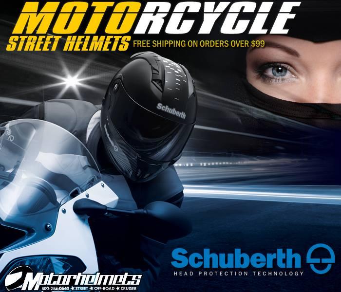 Schuberth Street helmet