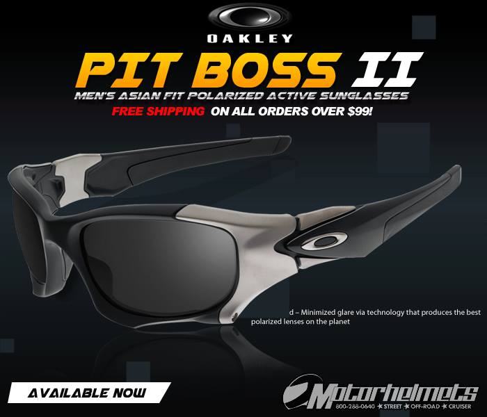 oakley pit boss ii asian fit sunglasses polarized  oakley pit boss ii men's asian fit polarized active sunglasses