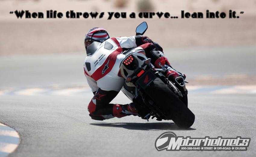 Bikers Quote Gallery Motorhelmets Library Archive Blog