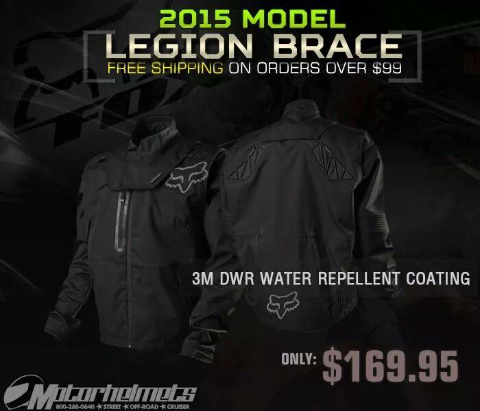 Fox legion jacket