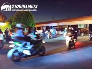 Motorhelmets Bike Night Aug 2014