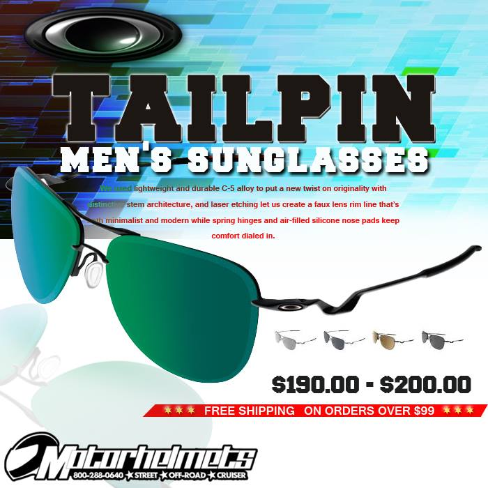 Oakley Tailpin Men's Sunglasses