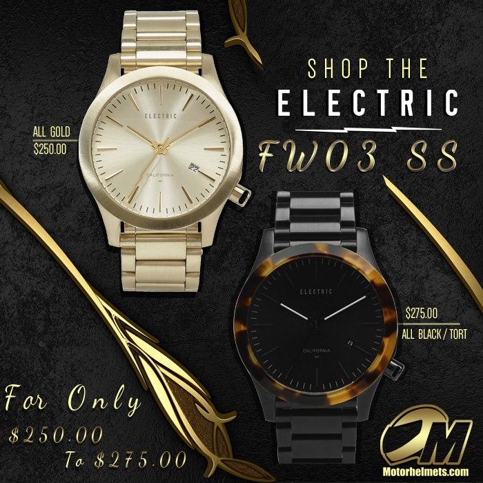 Electric FW03 SS Analog Watch