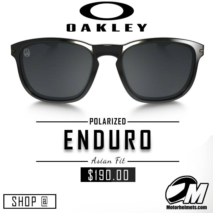 oakley enduro asia fit