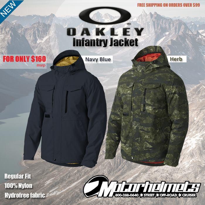 Oakley Infantry Men's Jacket