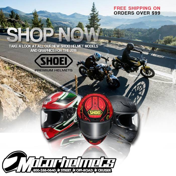 Shoei Street Helmet Collection