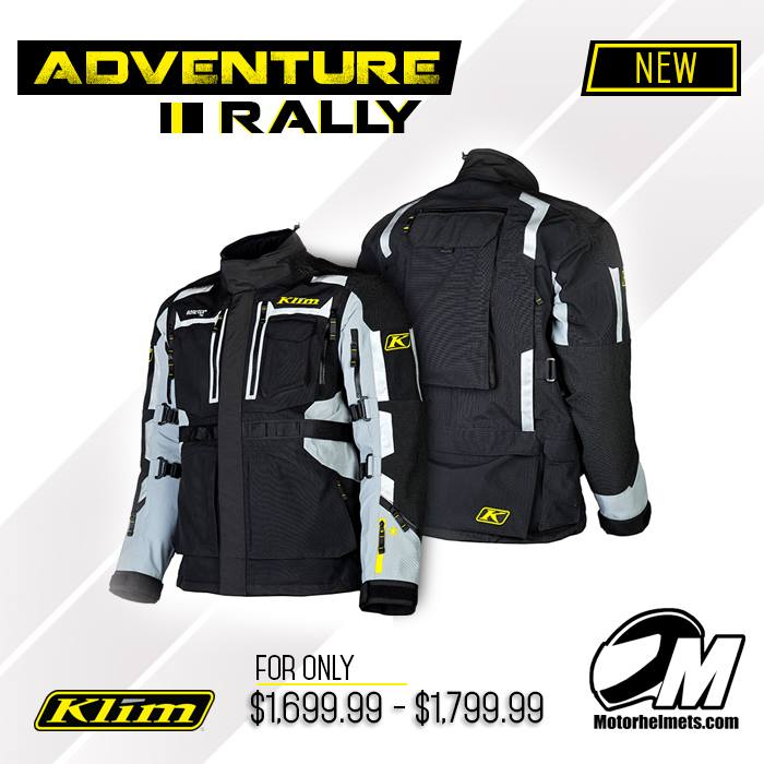 Klim Adventure Rally Men's Jacket