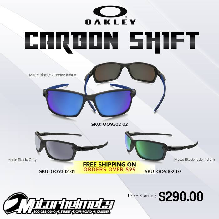 Oakley Carbon Shift Men's Sunglasses