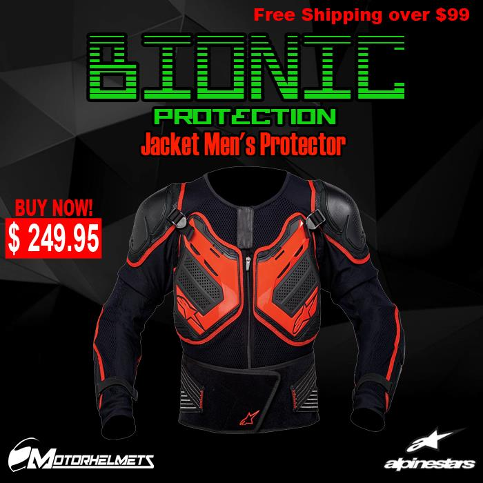 Alpinestars Bionic PBody Protector