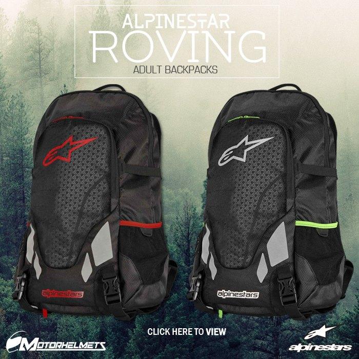 Alpinestars Roving Adult Backpacks
