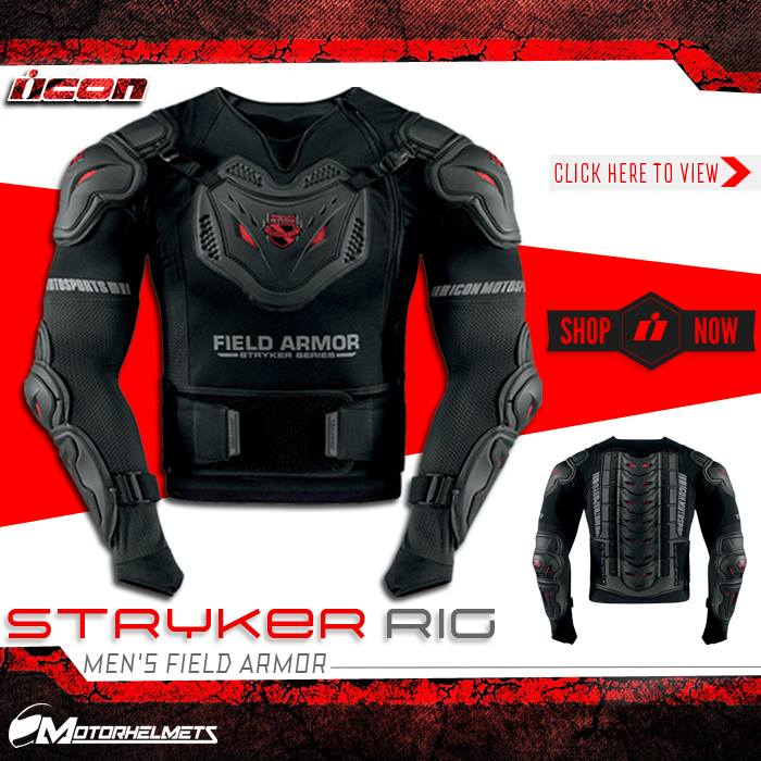 Icon Stryker Rig Men's Field Armor