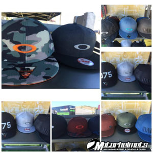 oakley hats in Laguna Seca SBK