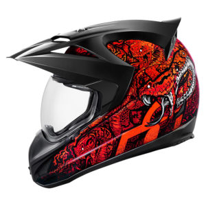Icon Cottonmouth Variant Helmet
