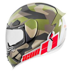 Icon Deployed Airframe Pro Helmet