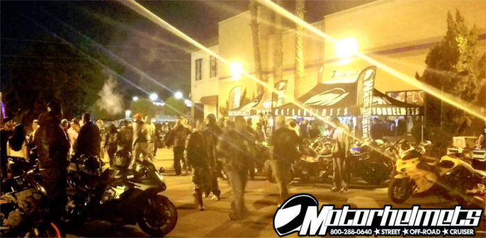 Motorhelmets Bike Night (3/2017)